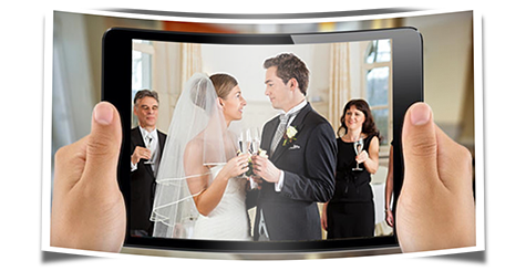 Wedding Live Streaming by Net Nuptials